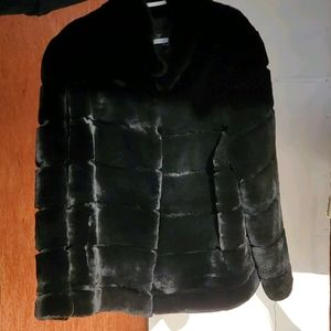 BUGATTELI Rabbit Fur Jacket